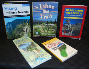 hiking books and guides