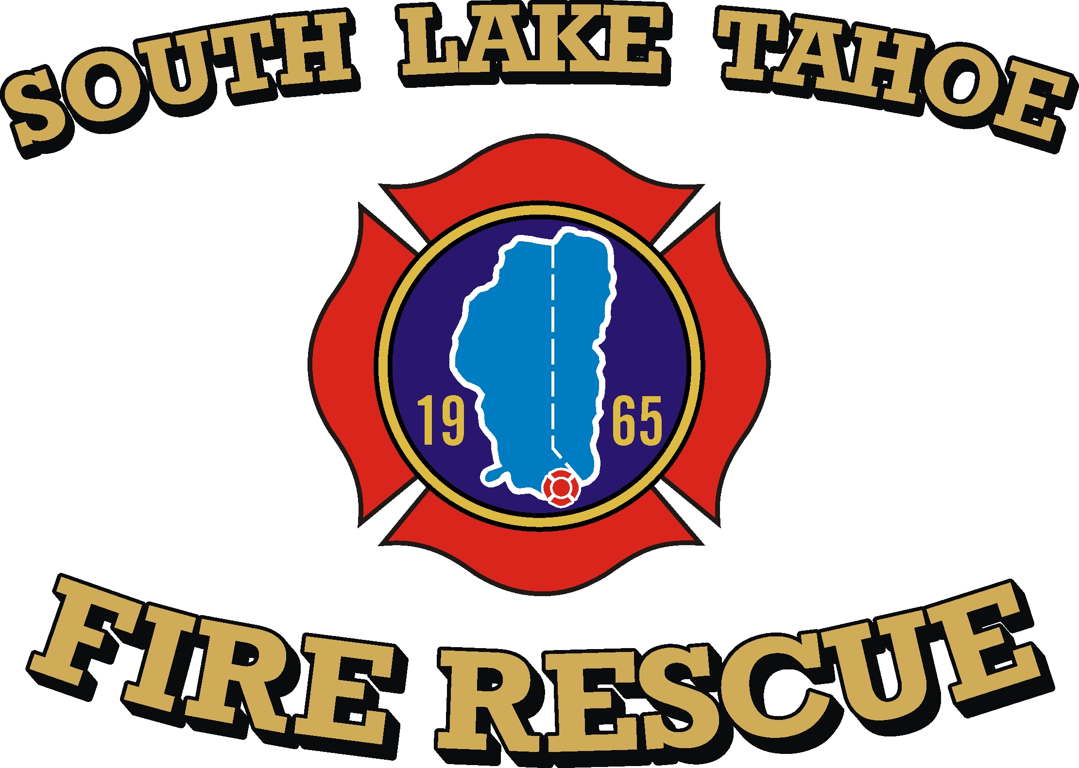South Lake Tahoe Fire Rescue Logo