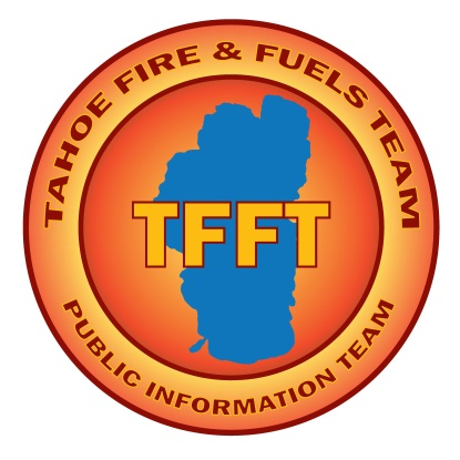 Tahoe Fire and Fuels Team logo