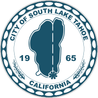 City of South Lake Tahoe, CA Seal